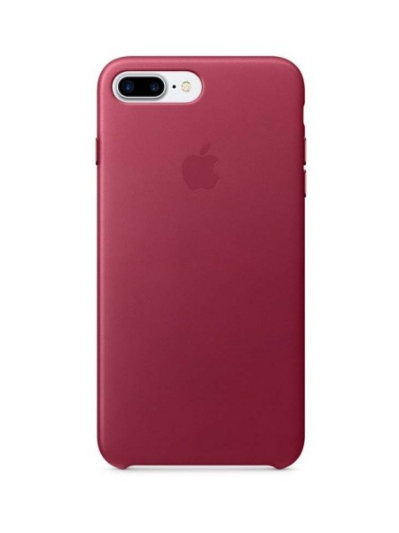 APPLE Silicone Case iPhone 7+/8+ Rose Red