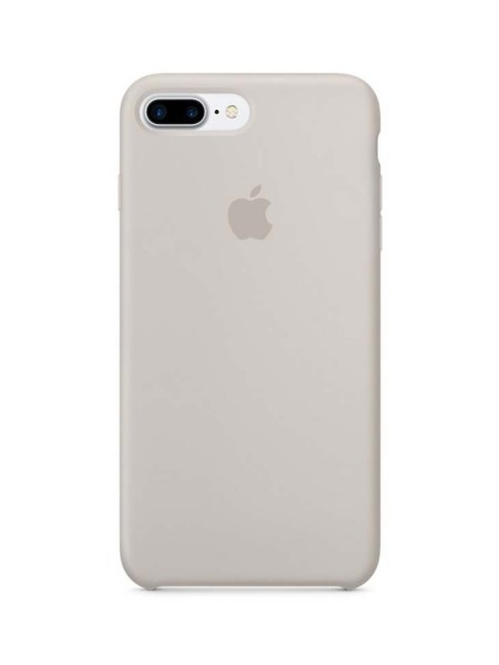 APPLE Silicone Case iPhone 7+/8+ Stone