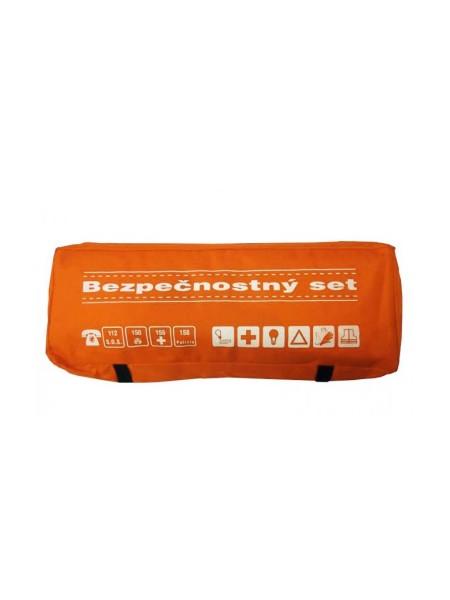Bezpečnostný set - oranžový