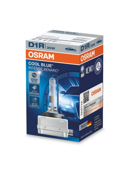 OSRAM D1R Cool Blue Intense Xenarc 5500k