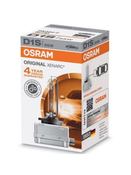 OSRAM D1S Xenarc Original 4150k