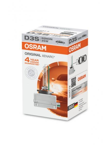 OSRAM D3S Xenarc Original 4150k