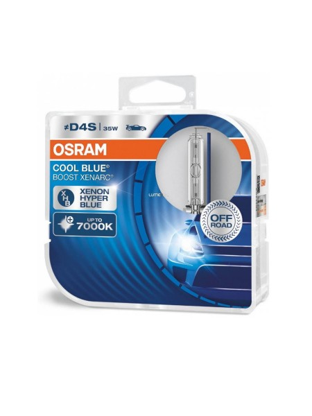 OSRAM D4S Cool Blue Boost Xenarc 7000k