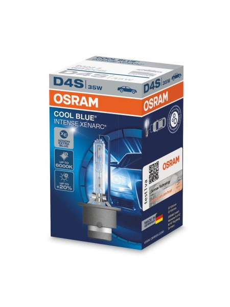 OSRAM D4S Cool Blue Intense Xenarc 5500k