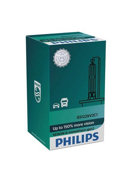 PHILIPS D2R X-treme Vision 4800k