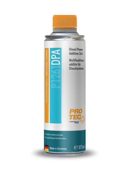 PRO-TEC Diesel Power Additive 3in1 / 375ml