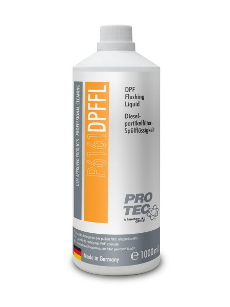 PRO-TEC DPF Flushing Liquid 1000ml