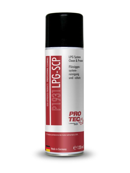 PRO-TEC LPG System Clean & Protect 120ml