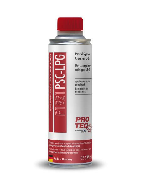 PRO-TEC Petrol System Cleaner LPG 375ml