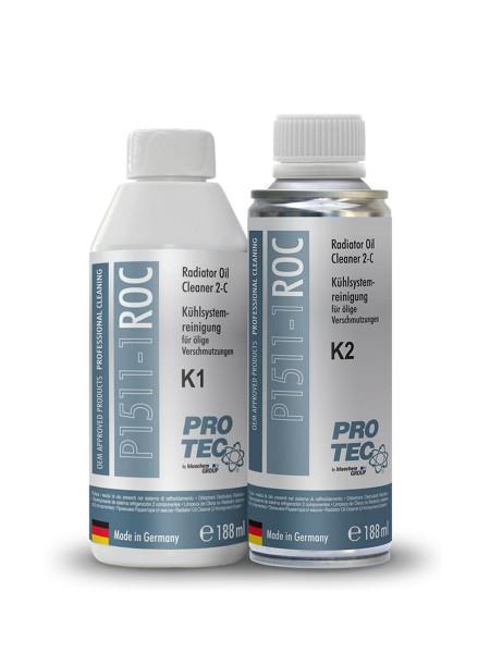 PRO-TEC Radiator Oil Cleaner 376ml