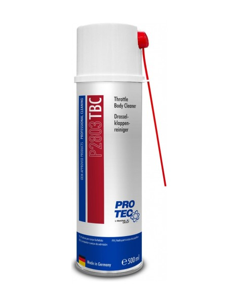 PRO-TEC Throttle Body Cleaner 500ml