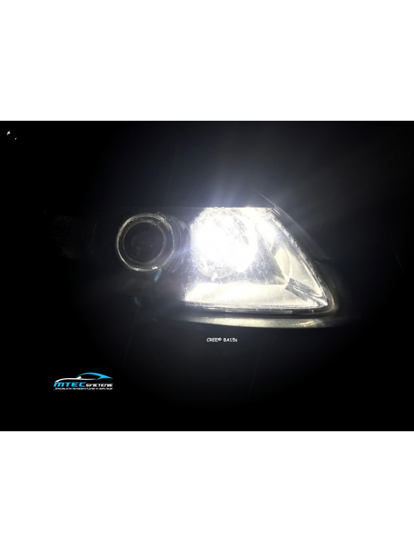 CREE® BA15s (P21W) Canbus